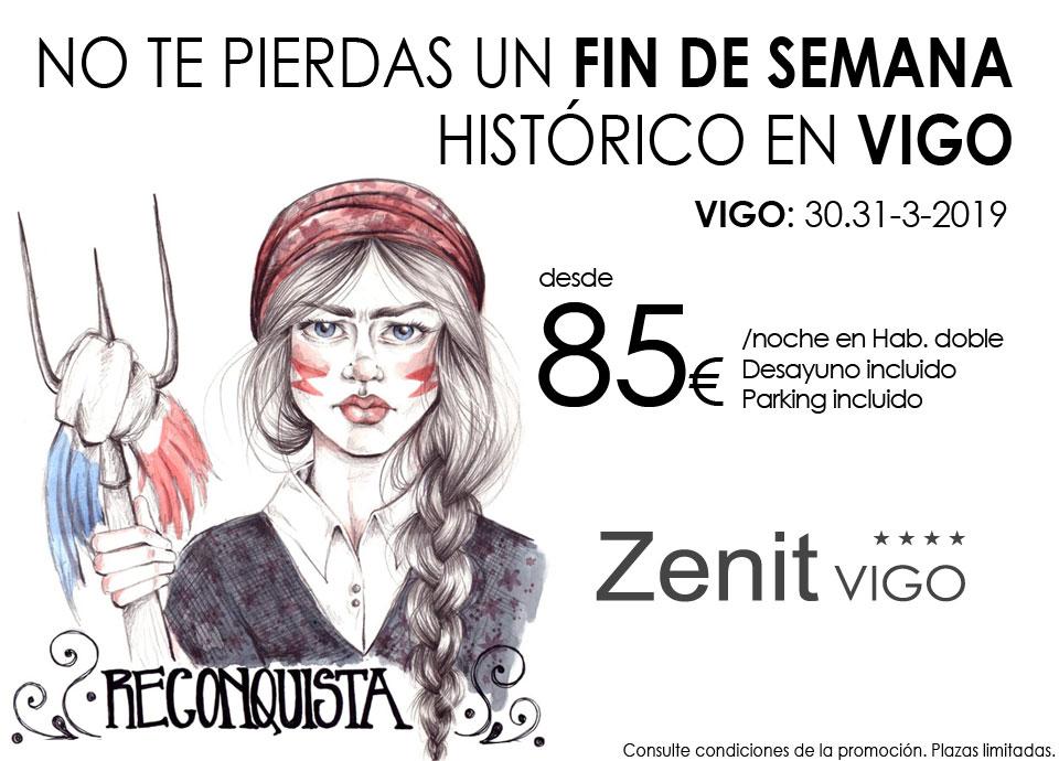 Fiesta de la Reconquista Vigo