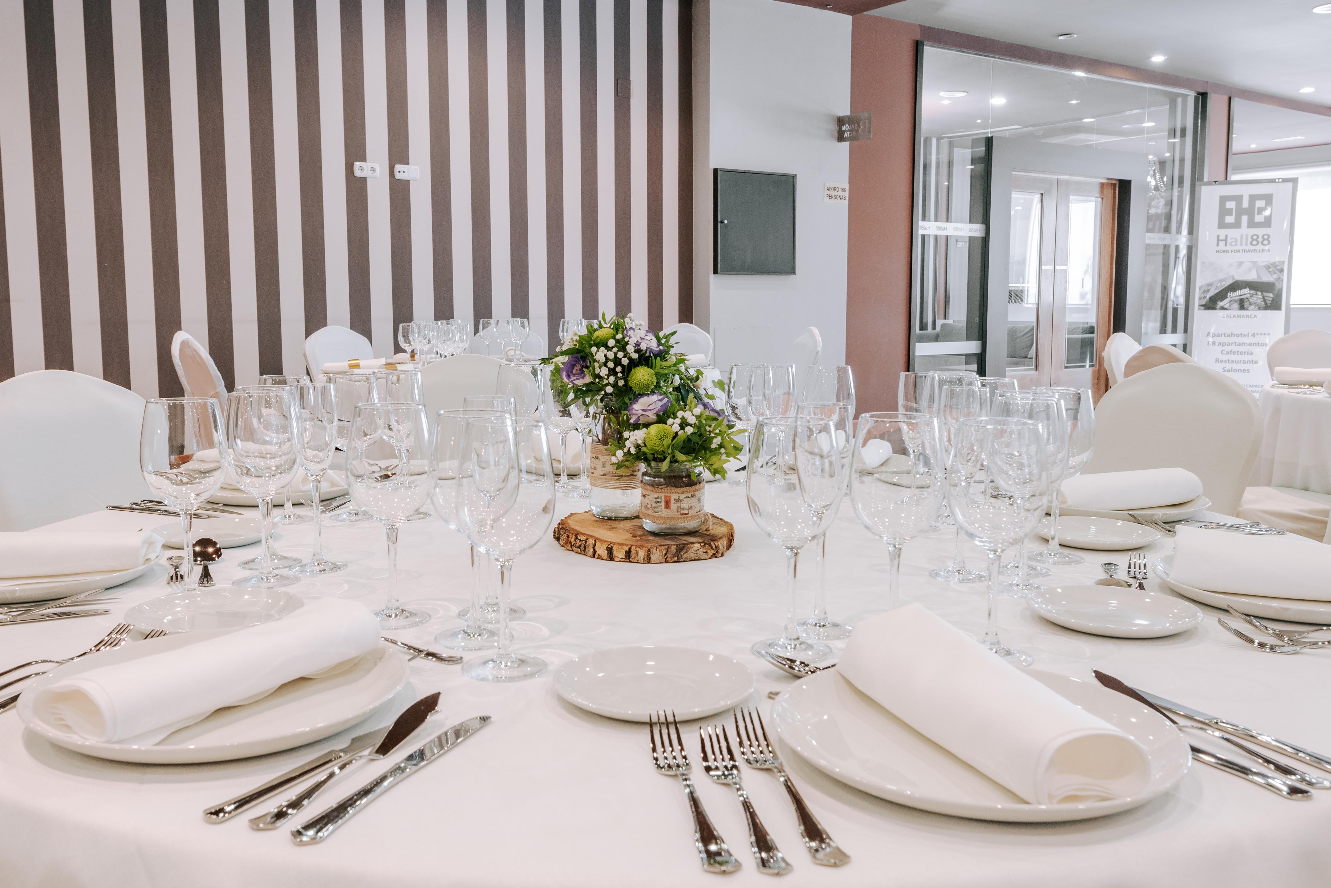Salones y banquetes en Zenit Hall 88