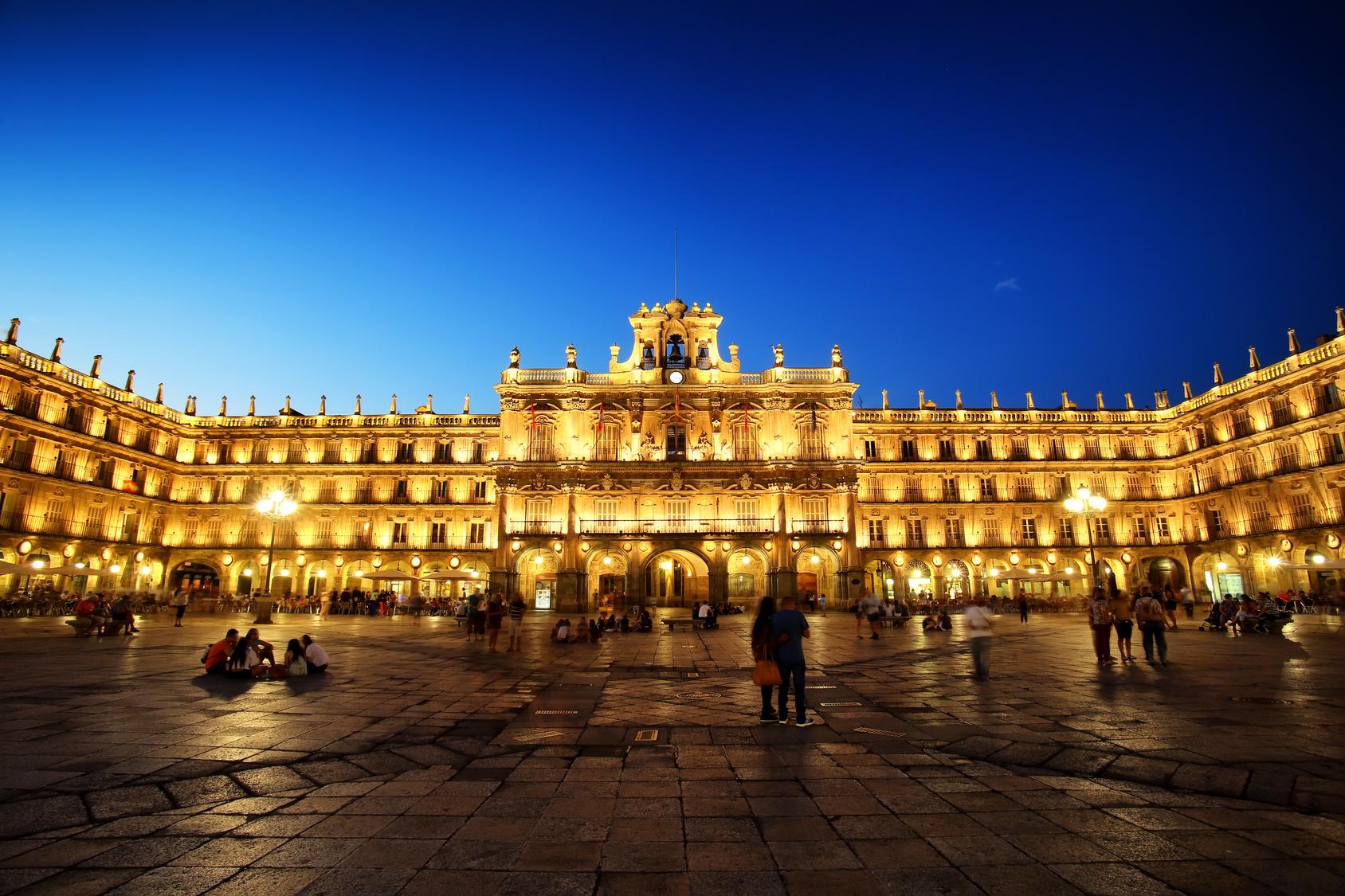 Visitar Salamanca en invierno