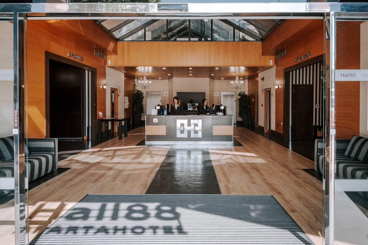 Hotel Zenit Hall 88 en Salamanca
