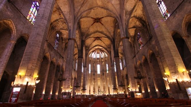 Escenarios literarios de Barcelona