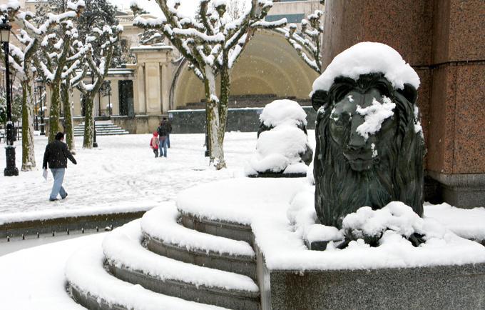 Logroño la ciudad más bonita en invierno