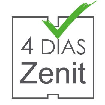 Take advantage of the 4 days of Zenit!