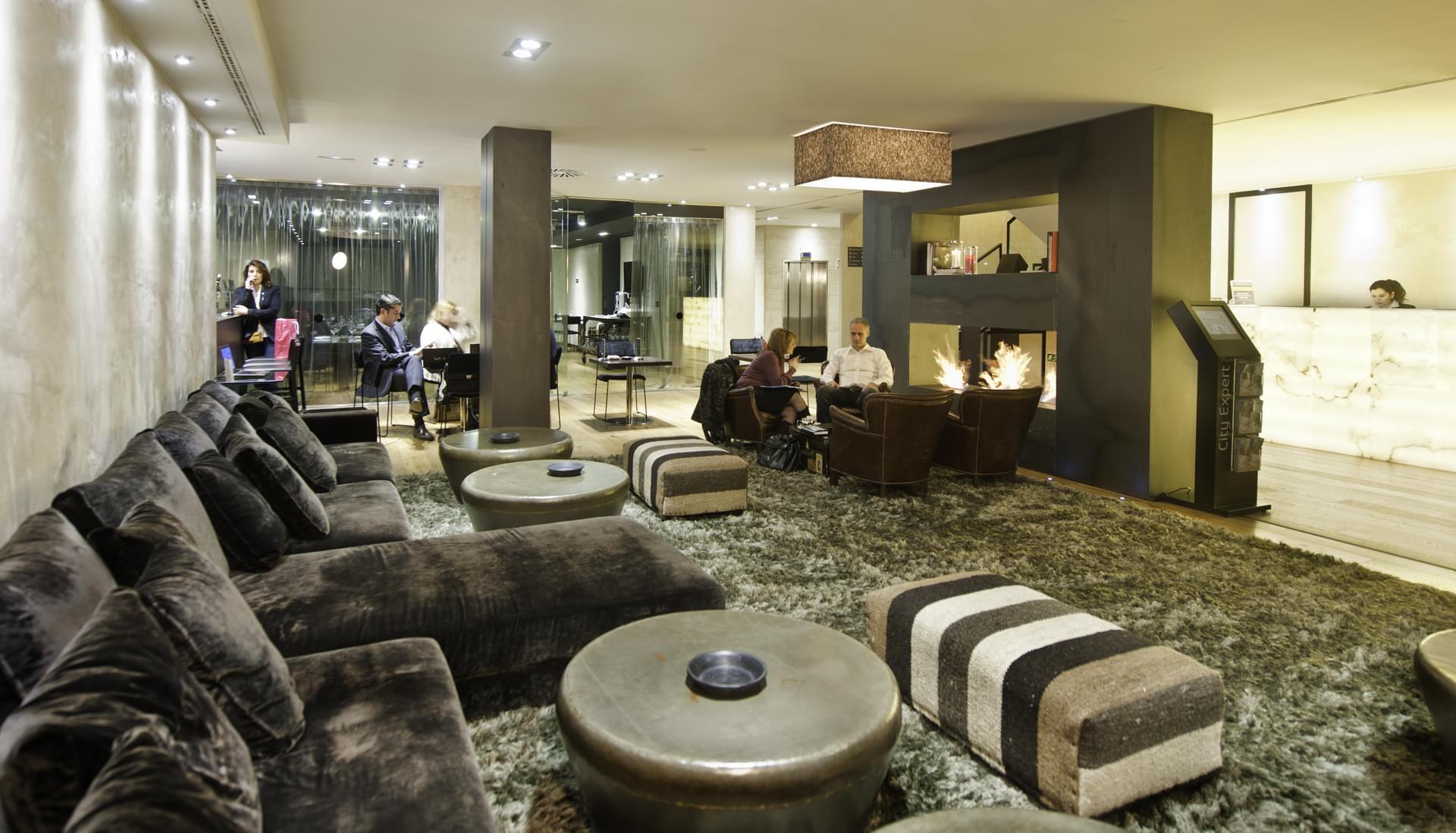 Zonas nobles - Hotel Zenit Abeba
