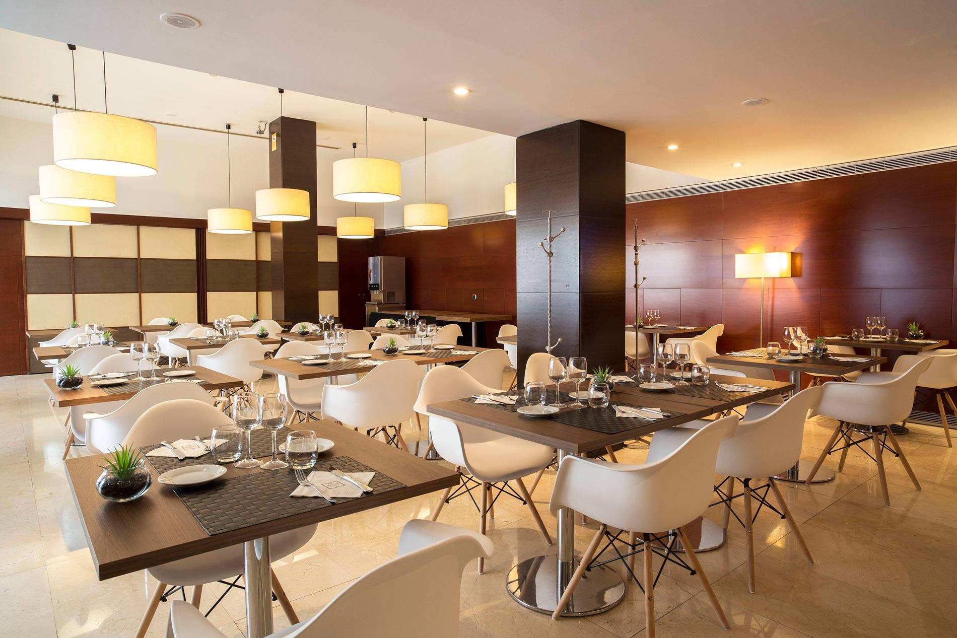 Restaurante - Hotel Zenit Borrell