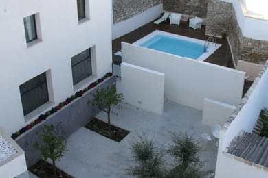 Jardin, piscina