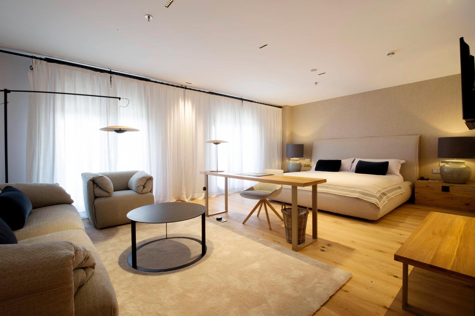 Suite - Hotel Zenit Sevilla