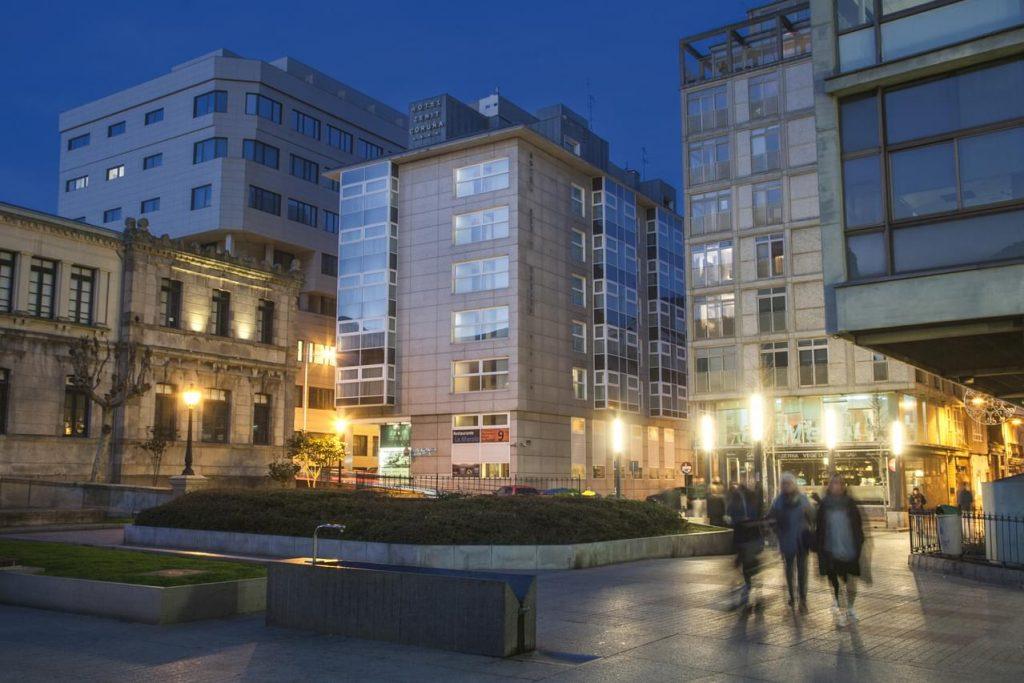 H.  Zenit Coruña (Coruña) 4****