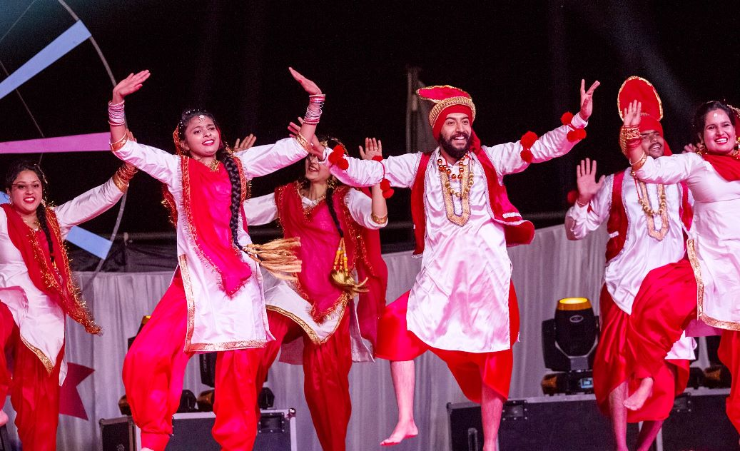 Bhangra dance fb